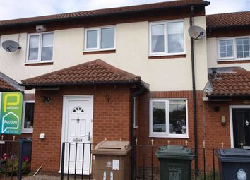 Thumbnail 2 bed terraced house for sale in The Spinney, Annitsford, Cramlington