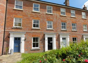 Thumbnail 4 bedroom town house to rent in Chancellery Mews, Bury St. Edmunds