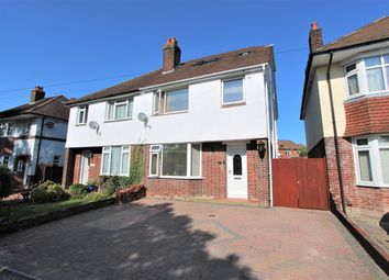Thumbnail 4 bed semi-detached house for sale in Bursledon Road, Southampton