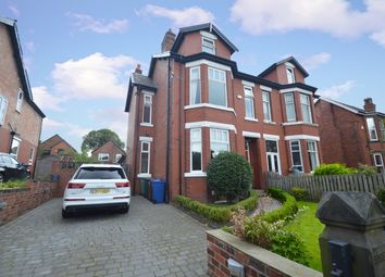 Thumbnail 5 bed semi-detached house for sale in Rosebury, Langley Road, Prestwich, Manchester