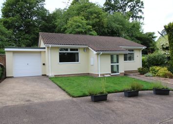 Thumbnail 2 bed bungalow for sale in Perrys Gardens, West Hill, Ottery St. Mary