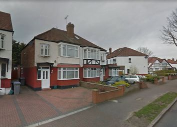 Thumbnail 3 bed semi-detached house to rent in Oldborough Road, Wembley, Wembley