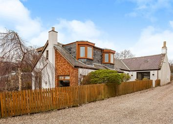 Thumbnail 4 bed detached house for sale in Holly Cottage Main Road, Hillside, Montrose