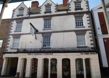 Thumbnail 2 bed property to rent in House, 17 High Street, Uttoxeter