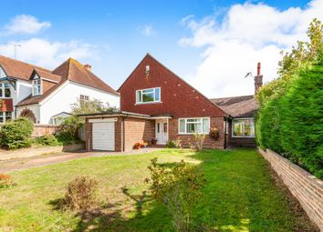 Thumbnail 3 bed detached house for sale in Knebworth Road, Bexhill-On-Sea