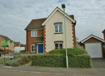 Thumbnail 3 bed detached house for sale in Lodge Wood Drive, Orchard Heights, Ashford