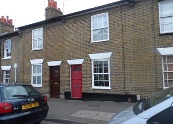 Thumbnail 2 bed terraced house to rent in Mildmay Road, Chelmsford