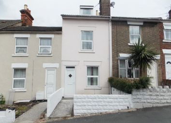 Thumbnail 3 bedroom terraced house to rent in Belle Vue Road, Swindon