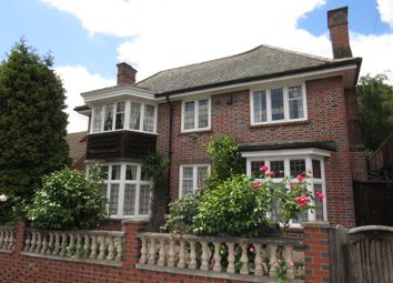Thumbnail 6 bed detached house for sale in Wynfield Road, Western Park, Leicester