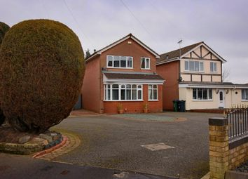 Thumbnail 3 bed detached house for sale in Balmoral Way, Rowley Regis