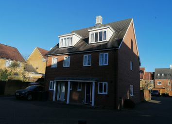 Thumbnail 3 bed semi-detached house to rent in Roderick Kalberer Place, Ashford, Kent