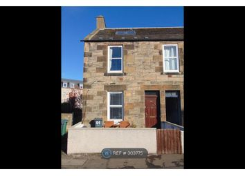 Thumbnail 1 bed flat to rent in Corbiehill Road, Edinburgh