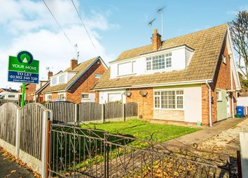 Thumbnail 3 bed semi-detached house to rent in Lutterworth Drive, Adwick-Le-Street, Doncaster