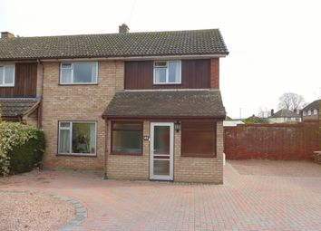 Thumbnail 3 bed end terrace house for sale in Hillside Avenue, Hereford