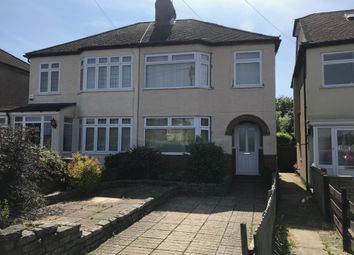Thumbnail 3 bed semi-detached house to rent in Paternoster Close, Waltham Abbey