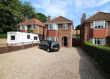 Thumbnail 3 bedroom detached house for sale in North Walsham Road, Sprowston, Norwich