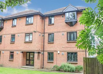 Thumbnail Flat for sale in Vicarage Way, Colnbrook, Slough
