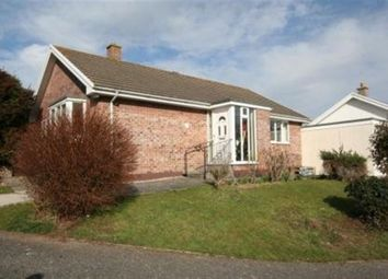 Thumbnail 2 bed bungalow to rent in Tretherras Road, Newquay