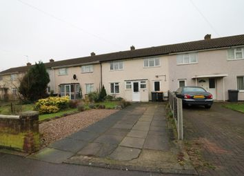 Thumbnail 2 bed terraced house to rent in The Spinney, Bedford