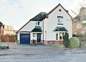 Thumbnail 4 bed detached house for sale in Crow Hill Lane, Great Cambourne, Cambourne, Cambridge