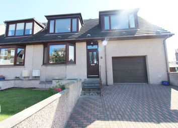 Thumbnail 4 bed semi-detached house for sale in Balgownie Crescent, Aberdeen