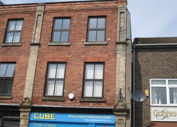 Thumbnail 2 bed maisonette to rent in Lower Warrengate, Wakefield