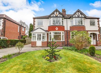 Thumbnail 3 bed semi-detached house to rent in Dean Lane, Hazel Grove, Stockport
