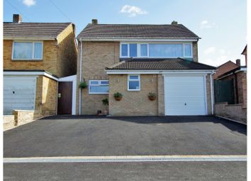 Thumbnail 3 bed detached house for sale in Montague Road, Salisbury