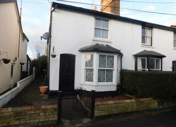 Thumbnail 3 bedroom semi-detached house for sale in Childer Road, Stowmarket