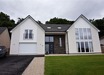 Thumbnail 5 bed detached house for sale in Upper Slackbuie, Inverness