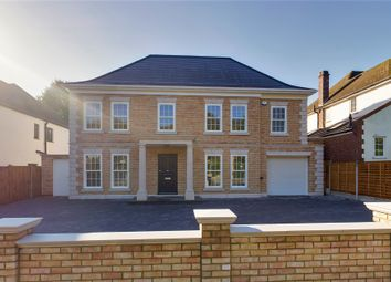 Thumbnail 4 bed detached house for sale in Warren Road, Leigh-On-Sea