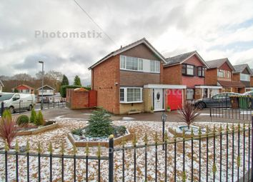 Thumbnail 3 bed detached house for sale in Whitehorse Road, Brownhills