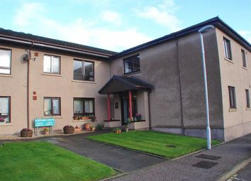 Thumbnail 2 bed flat for sale in South Park Court, Elgin, Moray