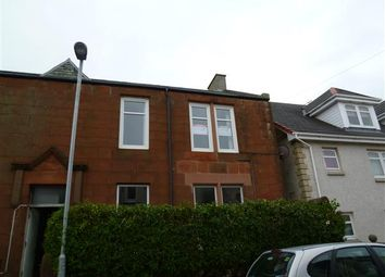 Thumbnail 2 bed flat for sale in Wellpark Road, Saltcoats