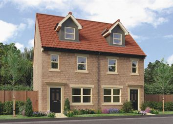 "Thumbnail 3 bed town house for sale in ""Tolkien"" at Grove Road, Boston Spa, Wetherby"