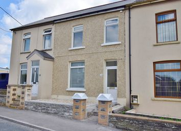Thumbnail 3 bed terraced house for sale in Llwyncelyn Terrace, Nelson, Treharris