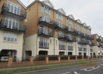 Thumbnail 2 bed flat to rent in Keating Close, Rochester, Kent