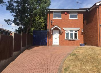 Thumbnail 3 bed detached house for sale in Carisbrooke Drive, Stafford