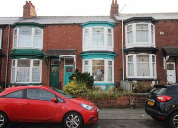Thumbnail 3 bedroom terraced house to rent in Rockliffe Road, Linthorpe, Middlesbrough