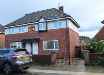 Thumbnail 3 bedroom semi-detached house for sale in Kingsley Road, Grangetown, Middlesbrough