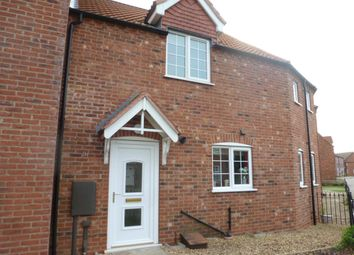 Thumbnail 2 bed terraced house for sale in Ambassador Walk, Spalding