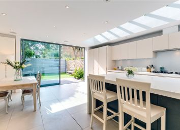 Thumbnail 5 bed terraced house for sale in Elm Bank Gardens, Barnes, London