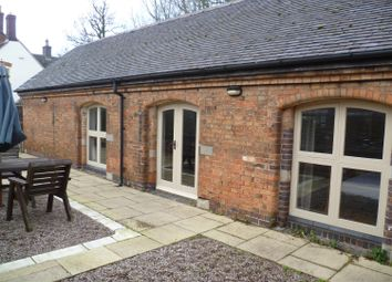 Thumbnail 1 bed barn conversion to rent in Clifton Road, No Mans Heath, Tamworth, Staffordshire