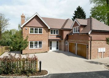 Thumbnail 5 bed detached house for sale in High Street, Chipstead, Sevenoaks, Kent