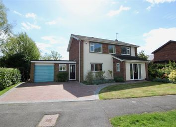 Thumbnail 4 bed detached house for sale in Park Lane, Retford