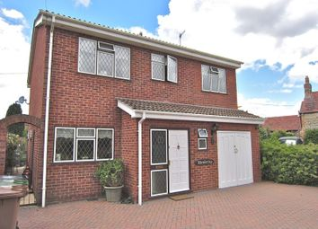 Thumbnail 4 bed detached house for sale in Main Street, Offenham, Evesham