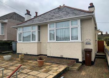 Thumbnail 2 bed detached bungalow for sale in Callington Road, Saltash