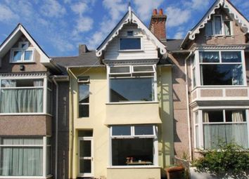 Thumbnail 5 bed terraced house to rent in Alton Road, Mutley, Plymouth