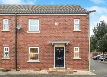 Thumbnail 3 bedroom semi-detached house for sale in Buchan Drive, Quedgeley, Gloucester, Gloucestershire