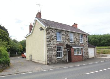 Thumbnail 4 bed detached house for sale in Pentrecourt Road, Llandysul